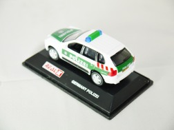 REAL-X COLLECTION 1-72 GERMANY POLIZEI CAR 512 - Porsche Cayenne Patrol Car - 06